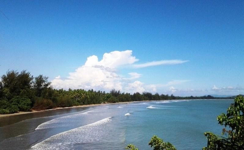 Pantai Natal Medina Medan