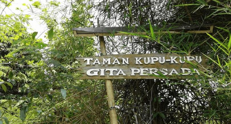Taman Kupu - Kupu Gita Persada Lampung
