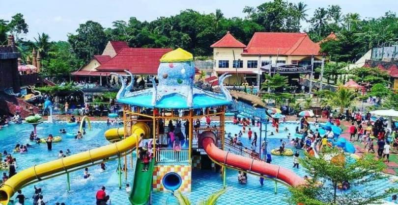 Slanik Waterpak Lampung