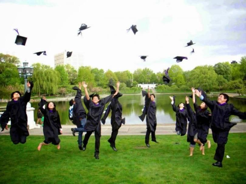 euforia mahasiswa