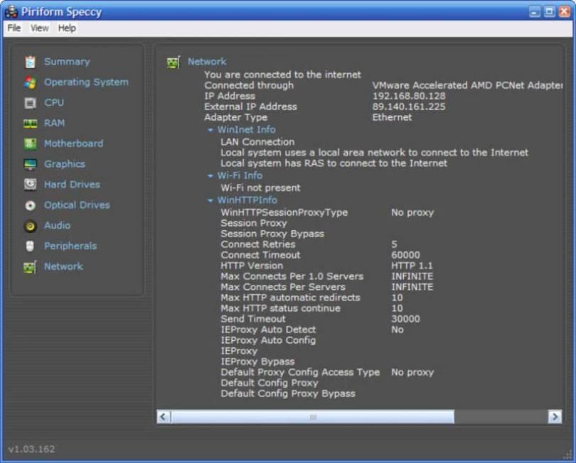 software spesifikasi laptop