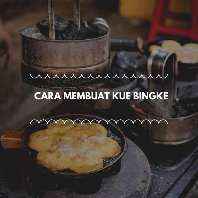 Cara Membuat Kue Bingke