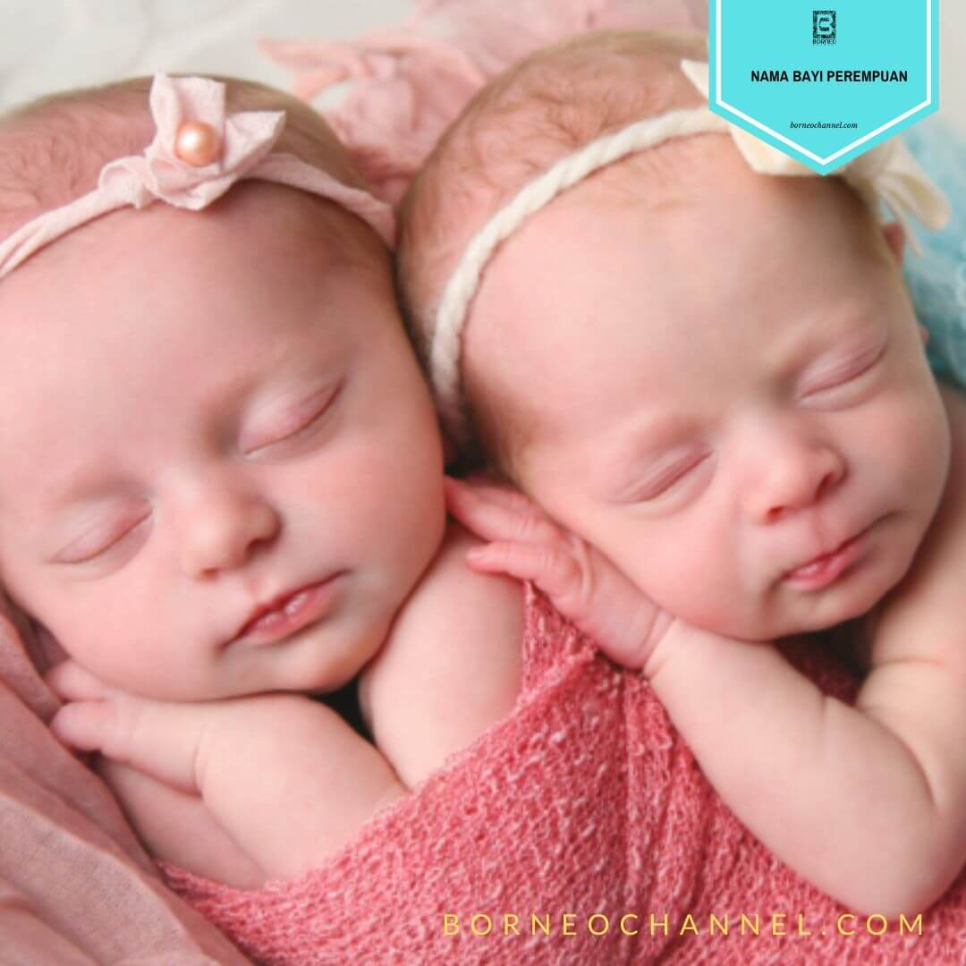 Nama Bayi Perempuan Super Lengkap  dari 3 Negara
