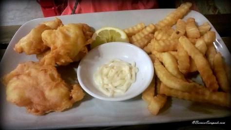 Fish & Chip Set