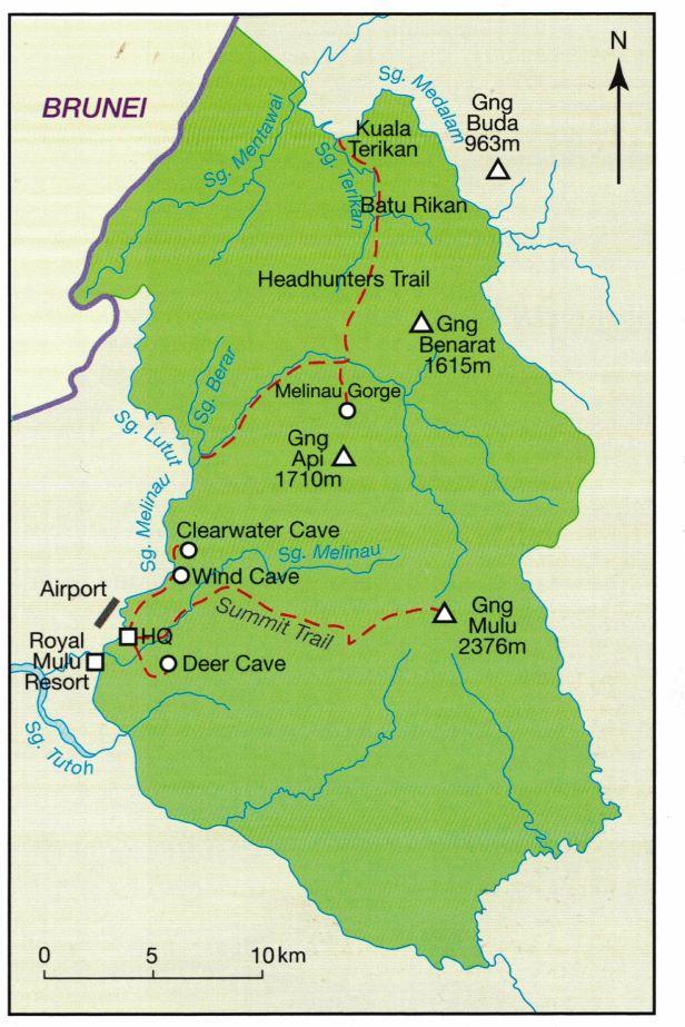 Mulu Map