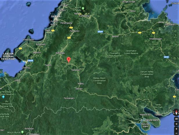 Sook Sabah Maps