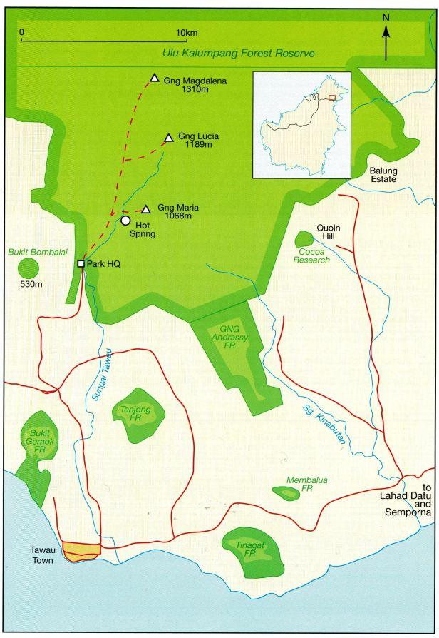 Tawau Hills Park pg 349
