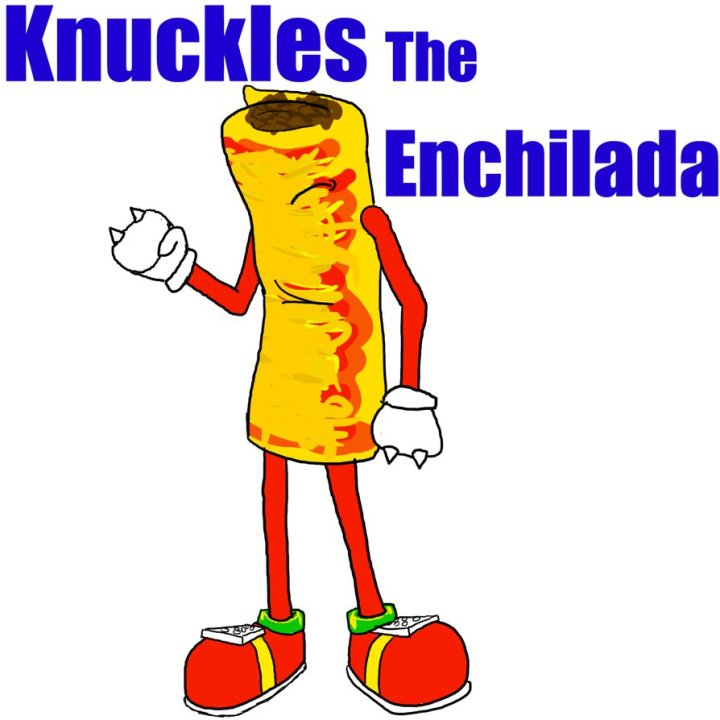 Born In The Eighties 267: Knuckles The Enchilada