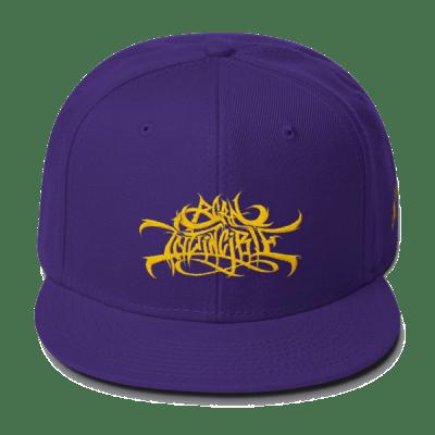 OG – Purple/Gold Snapback