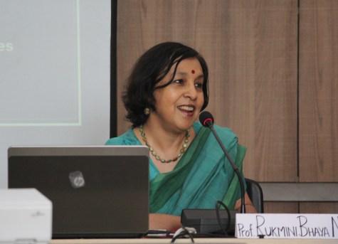 Rukmini Bhavya Nair