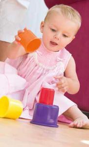 babys udvikling trin for trin - 12 måneder