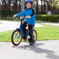 Træn sikkerhed i trafikken inden skolestart…