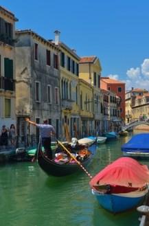 romantisk weekendophold Venedig