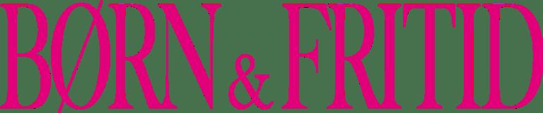 børn og fritid logo