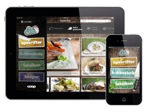 Coop måltidskasser app