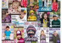 Børn og fritid jubilæums magasin