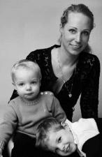 Bonnie jensen og børn