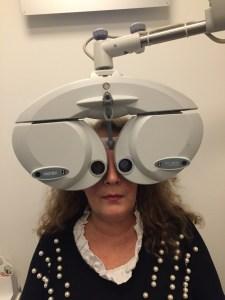 Sundhedstjek af øjnene, undersøgelse af øjnene