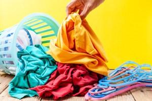 Bæredygdighed i hverdagen, vasketøj
