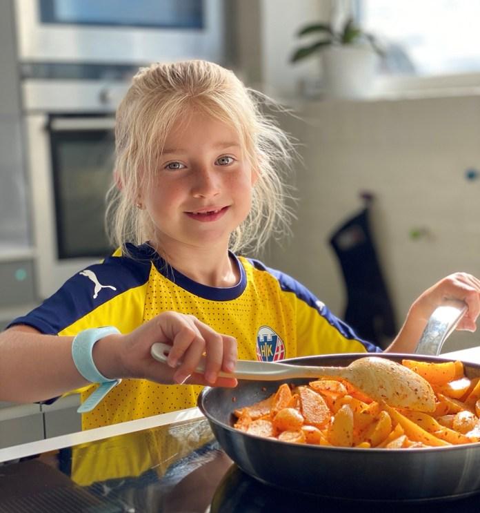 Nemt at lave mad med kokkens Hverdagsmad