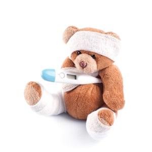 Børnelægernes BørneTIPS til når ens børn bliver syge