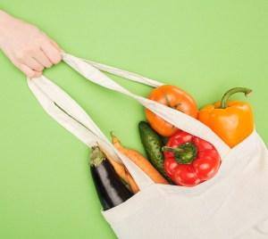 økologi i hverdagen - indkøbsnet