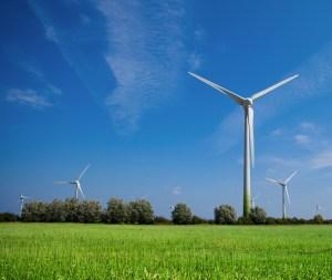 grøn omstilling og bæredygtig energi