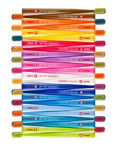 Curaprox tandbørster i farver