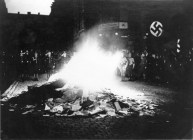 nazi-books-burning