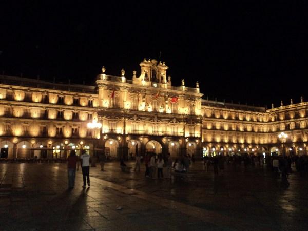 Plaza Mayor Traveling Lifestyle