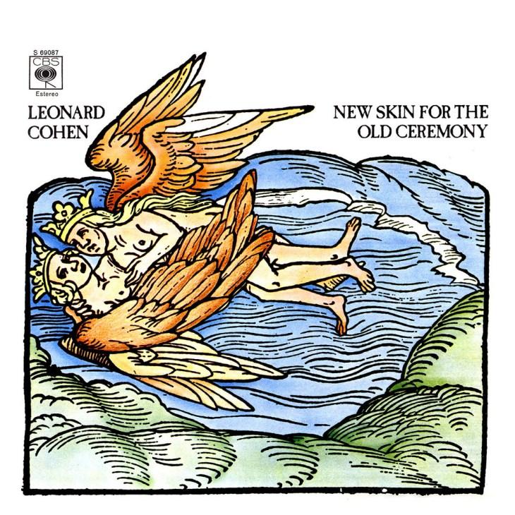 leonard cohen old skin
