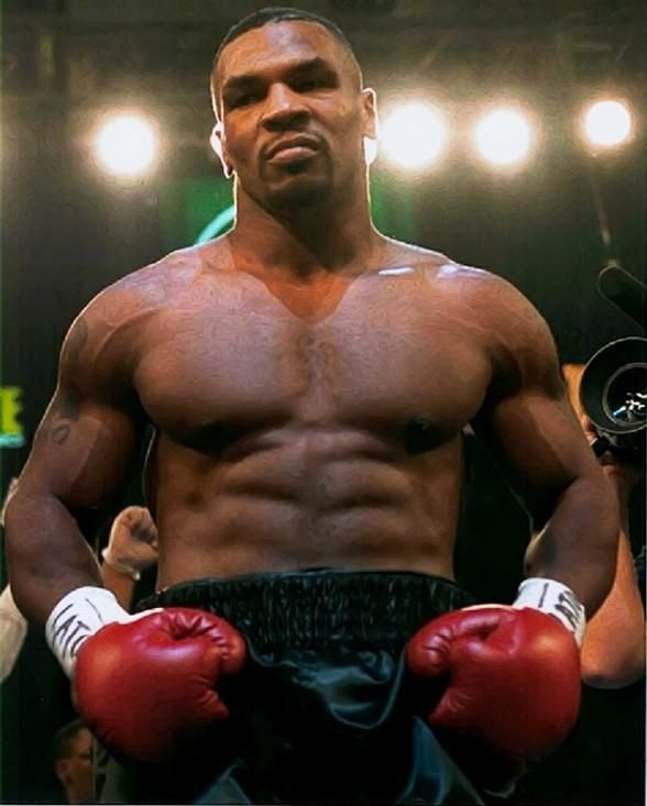 Mike Tyson Heavy Bag Workout : tyson, heavy, workout, Tyson, Workout, Routine,, Boxing, Training,