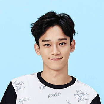 Image result for Chen (singer)