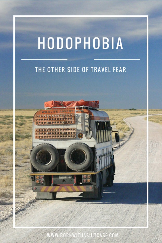 Hodophobia: Fear of Travel