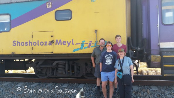 South African Rail Disaster Addicted to travel tragic