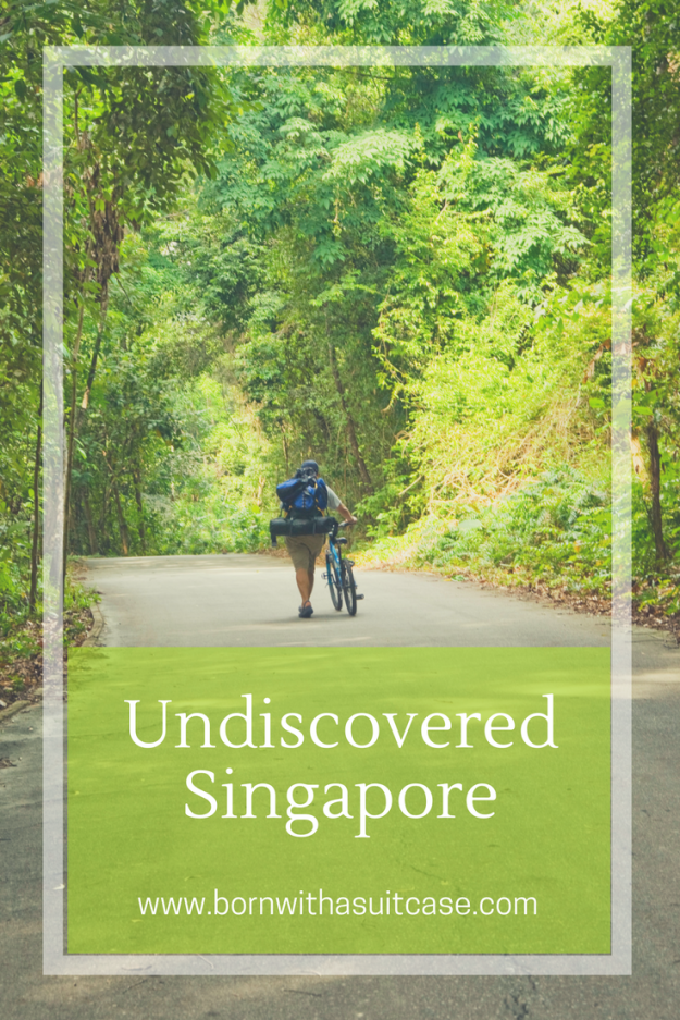 Undiscovered singapore cycling on pulau ubin