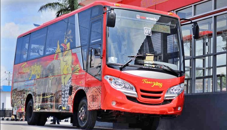 NEWS: Bus Rapit Transit (BRT) Trans Jateng bakal beroperasi di Magelang (Foto: Internet)