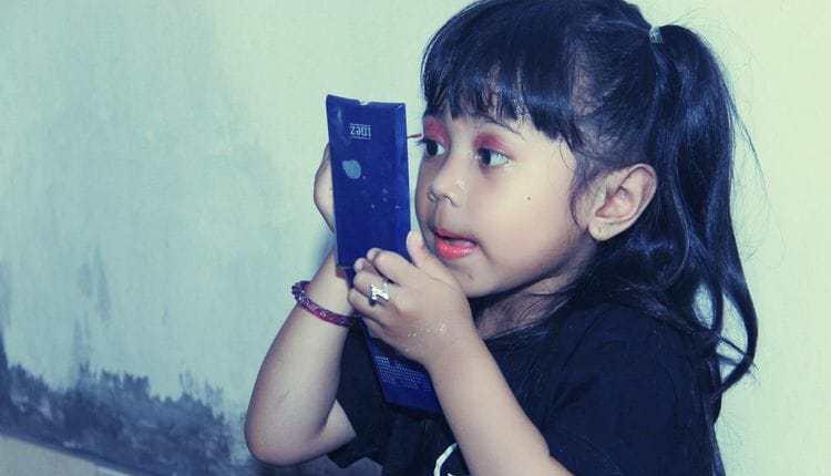 NEWS: Lovely sejak kecil sudah suka dengan  make up (Foto: DOk Pribadi)