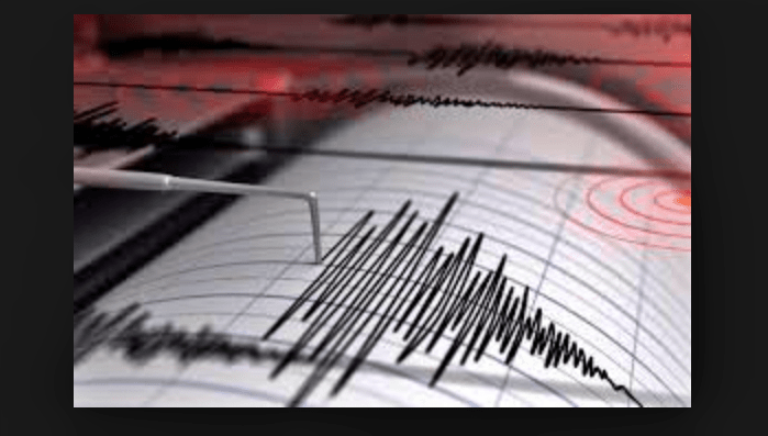 ILUSTRASI : Update info gempa bumi