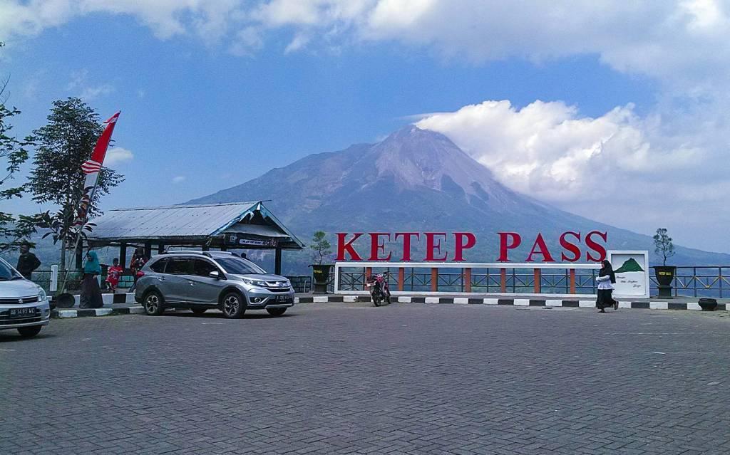 NEWS: Objek Wisata Ketep Pass Magelang