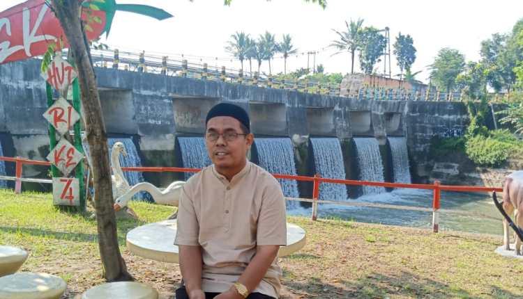 Ketua PD Muhammadiyah Kabupaten Magelang Jumari, biacara terkait lebaran ditengah Pandemi Covid-19