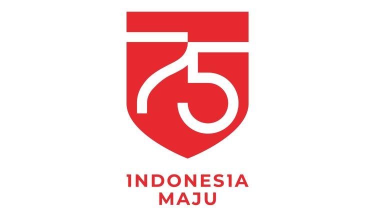 Logo HUT Kemerdekaan RI ke 75