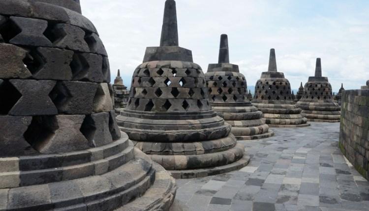 Photo of Borobudur Temple when quiet (Photo: Special)