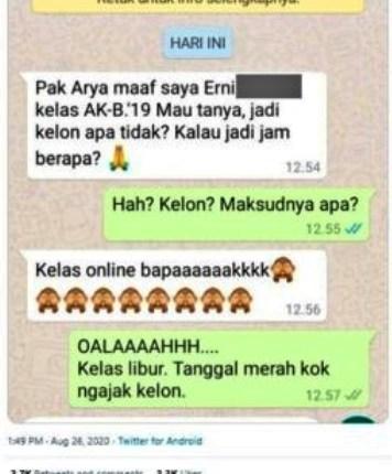 Full Chat Kelon