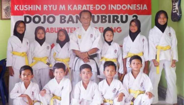 Perguruan Beladiri Kushin Ryu Karate-Do Indonesia (KKI) SD Negeri Banyubiru 2 Kecamatan Dukun