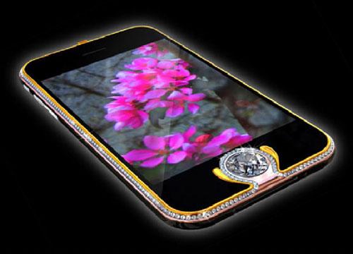 iPhone 3G King Button (Rp 23 miliar)