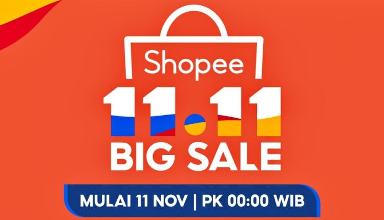 Shopee Big Sale 11.11