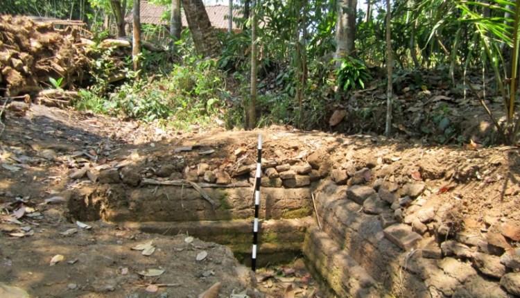 Salah satu situs cagar budaya Samberan yang berada di Ringinanom Borobudur