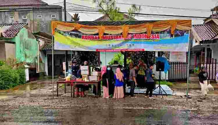 Bazar Produk Penggalangan Dana bantuan korban bencana alam