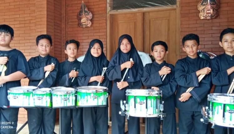 Marching band Genderang Jihad Magelang